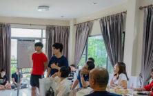 ภาพกิจกรรมประชุมผู้ปกครอง นักเรียนที่จะไปเรียนต่อเยอรมัน
